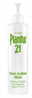 Тоник для кожи головы Plantur 21 питательный с кофеином 200 мл (4008666710062)