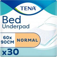 Одноразовые пеленки впитывающие Tena Bed Normal 60x90 30 шт (7322540529319)