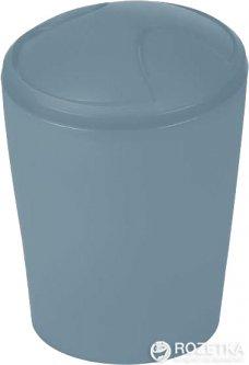 Ведро для мусора Spirella Move 20х28 см Серое (10.10494)