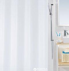 Шторка для ванной Spirella Bio 180x200 Peva Белая (10.24106)