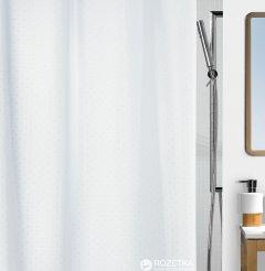 Шторка для ванной Spirella Ricco 180x200 Polyester Белая (10.43814)