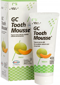 Крем для зубов GC Tooth Mousse Melon 35 мл (D6583286241)