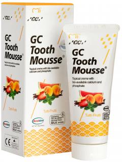 Крем для зубов GC Tooth Mousse Tutti-Frutti 35 мл (D6583286231)