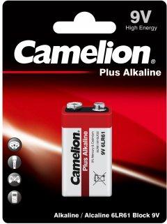Батарейка Camelion Plus Alkaline Крона (6LR61) 1 шт (6LR61-BP1)