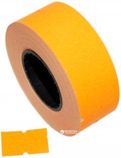 Этикет-лента Aurika 21х12 мм 1000 этикеток прямоугольная 30 шт Orange (2112O)