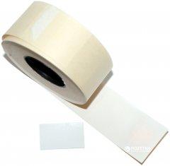Этикет-лента Aurika 26х16 мм 1000 этикеток прямоугольная 25 шт White (2616W)