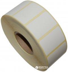 Термоэтикетка Aurika Eco 58х30 мм 1000 этикеток прямоугольная 10 шт White (5830T)