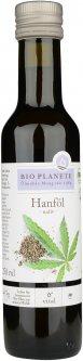 Масло конопляное Bio Planete неочищенное органическое 250 мл (3445020001601)