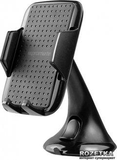 Автодержатель для телефона Promate Mount (mount.black)