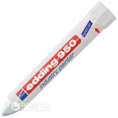 Специальный промышленный маркер-паста Edding Industry Painter 950 10 мм Белый (e-950/11)