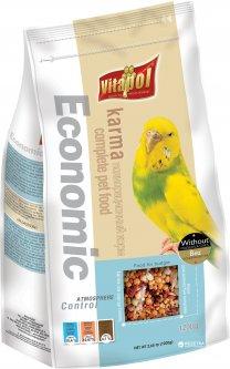 Повседневный корм для волнистых попугаев Vitapol Economic1.2 кг (5904479002167)