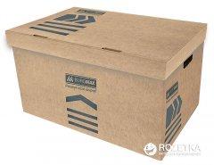 Короб для боксов Buromax Коричневый (BM.3270-34)