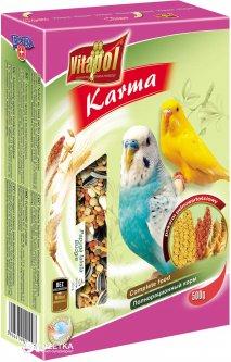 Повседневный корм для волнистых попугаев Vitapol 500 г (5904479021007)