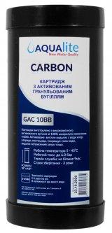 """Картридж с гранулированным углем Aqualite GAC 10BB (4.5""""x10"""")"""