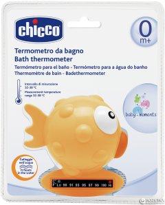 Термометр для ванной Chicco Рыбка Желтый (06564.00)