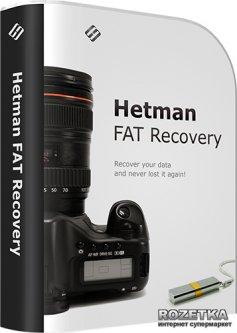 Hetman FAT Recovery восстановление для файловой системы FAT Домашняя версия для 1 ПК на 1 год (UA-HFR2.3-HE)