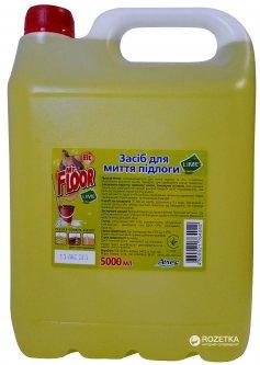 Средство для мытья пола Fit Mr Floor Лайм 5 л (4820021764042)