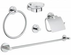 Набор аксессуаров GROHE Essentials 40344001 5 в 1