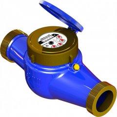 Счетчик водяной GROSS MTK-UA 50 (с сгоном бронза) для холодной воды