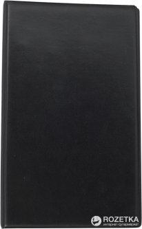 Визитница Buromax на 200 визиток 160х268 мм Черная (BM.3561-01)