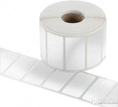 Термоэтикетка Tama 58 x 40 мм 1000 этикеток прямоугольная 5 шт White (11397)