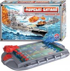 Настольная игра ТехноК Морские баталии (1110)