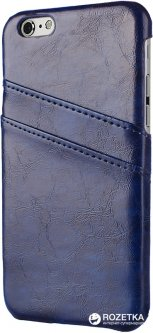 Панель Drobak Wonder Cardslot для Apple iPhone 6/6s Blue (219110)