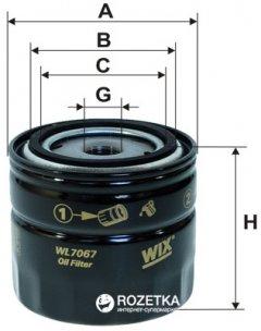 Фильтр масляный WIX Filters WL7067 - FN OP520