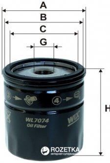Фильтр масляный WIX Filters WL7074 - FN OP629
