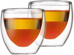 Набор низких стаканов Bodum Pavina 2 шт x 80 мл (4557-10)