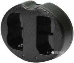 Зарядное устройство PowerPlant Dual для двух аккумуляторов Sony NP-FW50 (DV00DV3292)