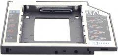 """Адаптер Gembird MF-95-02 для подключения HDD 2.5"""" в отсек CD-ROM ноутбука (MF-95-02)"""