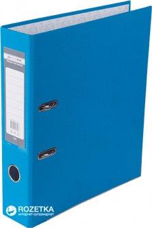 Папка-регистратор Buromax А4 70 мм PP Светло-синяя (BM.3011-30c)