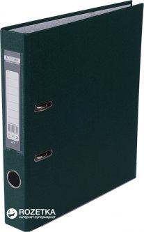 Папка-регистратор Buromax А4 50 мм PP Темно-зеленая (BM.3012-16c)
