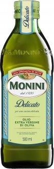 Оливковое масло Monini Extra Vergine Delicato 500 мл (8005510001563)