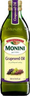 Масло из виноградных косточек Monini 500 мл (80110910)