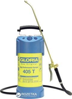 Опрыскиватель ручной Gloria 405 T 5 л (80879/000405.0000)