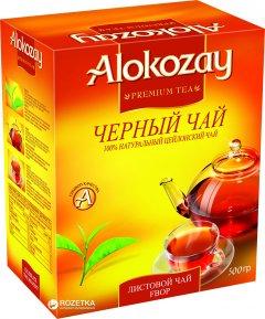 Чай черный среднелистовой Alokozay FBOP 500 г (6291101130060)