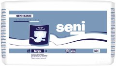 Подгузники для взрослых Seni Basic Large 30 шт (5900516693800)