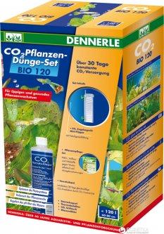 Комплект для удобрения растений CO2 Dennerle BIO 120 (4001615030099)