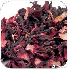 Чай красный рассыпной Чайные шедевры Каркаде 250 г (4820097818755_4820097814597)