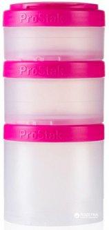 Контейнер для спортивного питания BlenderBottle Expansion Pak 500 мл Прозрачный-Розовый (Expansion Pak прозрачный/розовый)