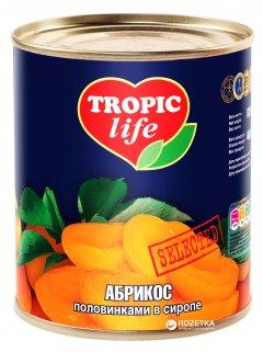 Абрикосы половинками Tropic Life 850 мл (4820086921077 / 5060162900063)