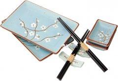 Набор для суши Lora NP74SETTS из 8 предметов (H1-006)