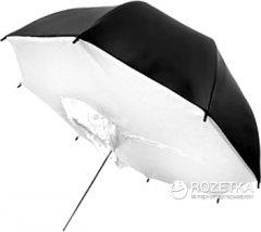 """Зонт-софтбокс Falcon 60"""" отражающий черный/белый (FEA-U60)"""
