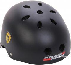 Шлем Ferrari FAH5 Черный (6944994940659)