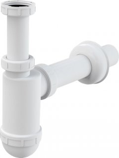 Сифон для раковины ALCA PLAST A430 (8594045935547)