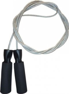 Скакалка Power System Speed Rope PS-4004 Black-steel (PS-4004_Black-Steel)