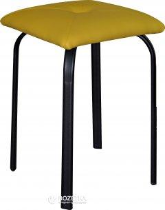 Табурет Примтекс Плюс Indi black S-98 Желтый