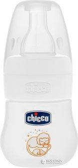 Бутылочка для кормления пластиковая Chicco Micro с силиконовой соской 0+ 60 мл (70701.30)